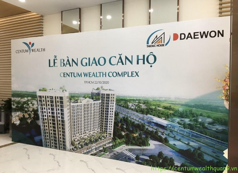 Ban Giao Can Ho Centum Wealth 6