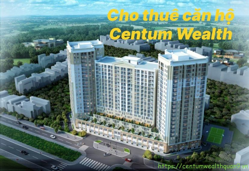 Cho thue Can Ho Centum Wealth Complex